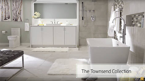 Video:American Standard Townsend Collection of Bathroom Faucets