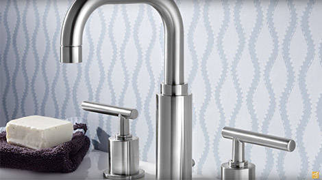 Video:Serin Bathroom Faucet Collection